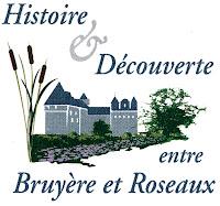 Histoire et Découverte entre Bruyère et Roseaux - Logo
