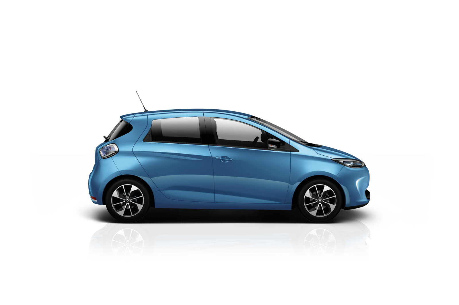 2017 renault zoe brings better battery tech almost. Black Bedroom Furniture Sets. Home Design Ideas