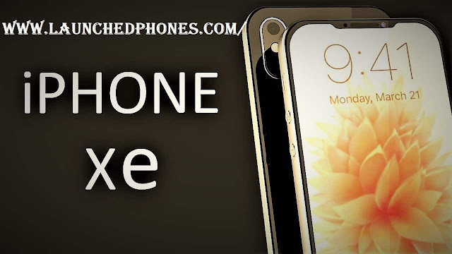 Apple iPhone XE can be the iPhone SE2