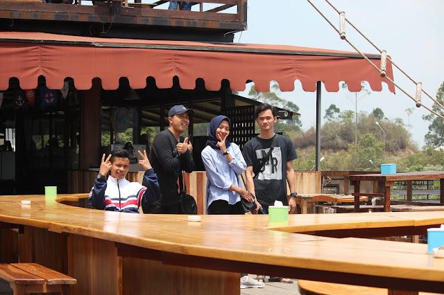 Jadi Baru Kebumen 2018 Tour To Bandung, Best Momen- pinisi resto di situ patenggang bandung 6