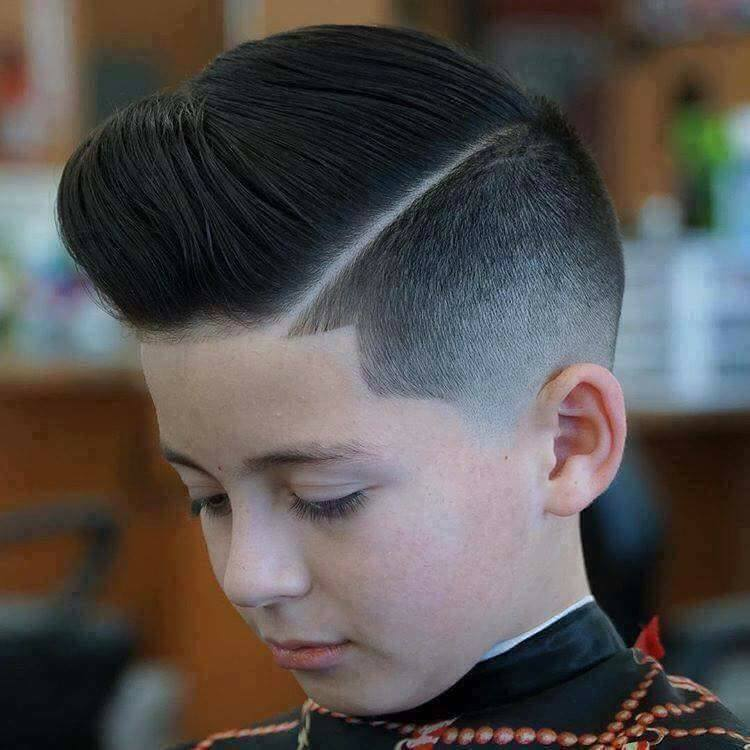 Top 10 Trendy Kids Hair Styles 2017