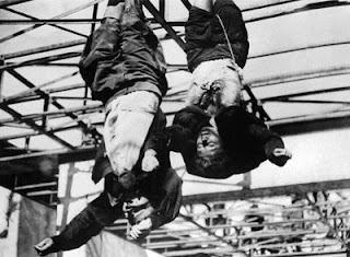 Mussolini muerte