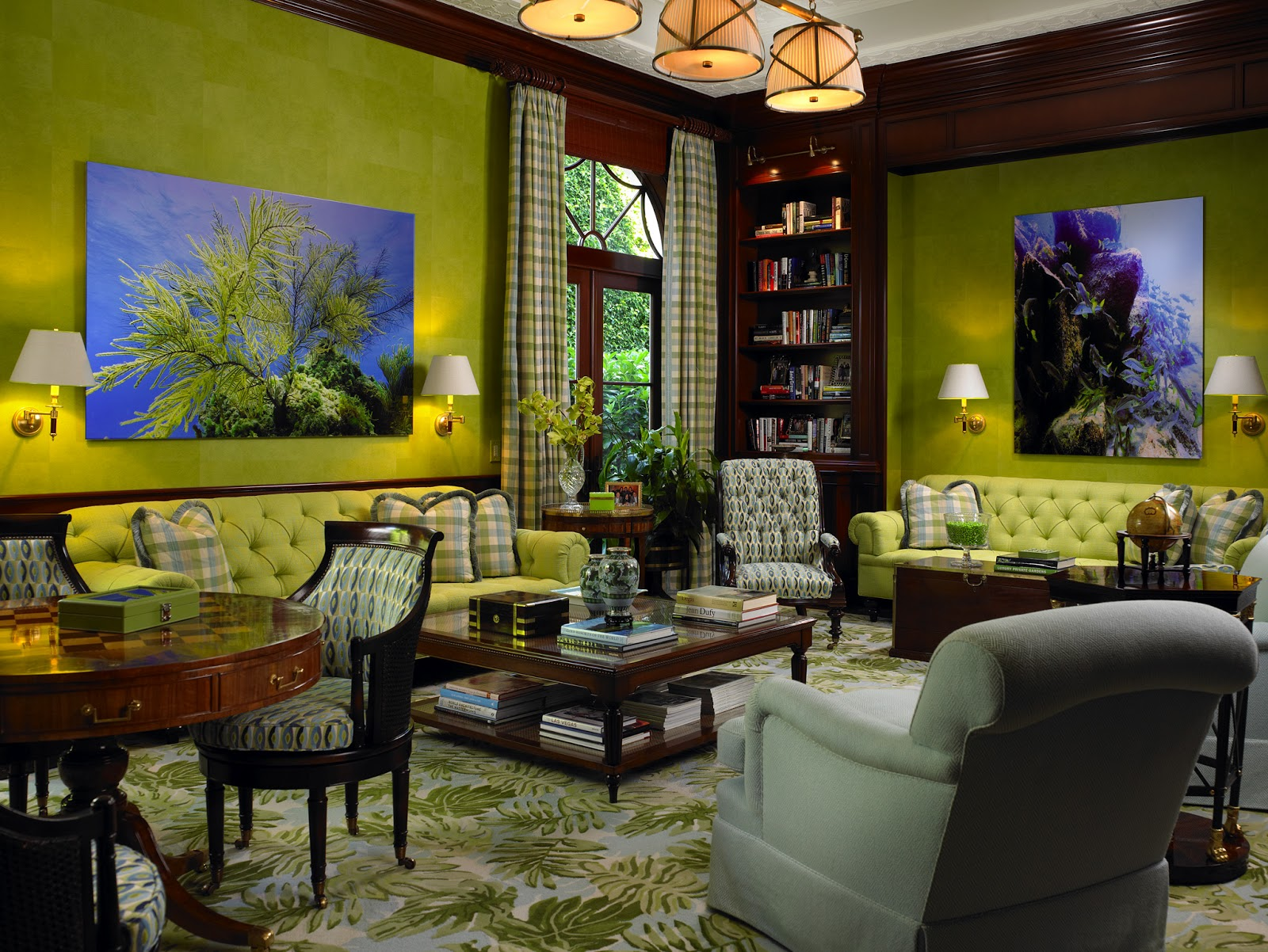 Gaga For Green And Four Giveaways Home Interior Design