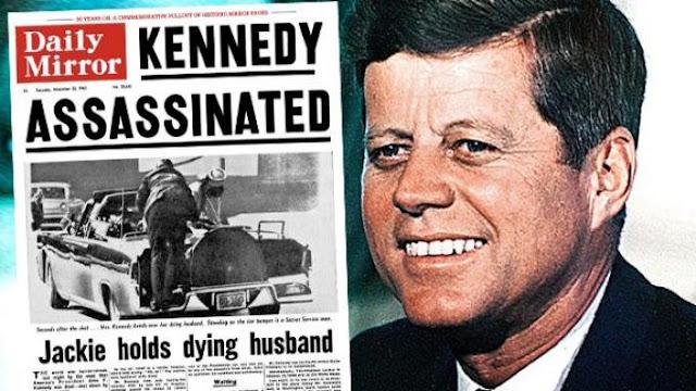Fakta-fakta dari Dokumen Pembunuhan John F. Kennedy