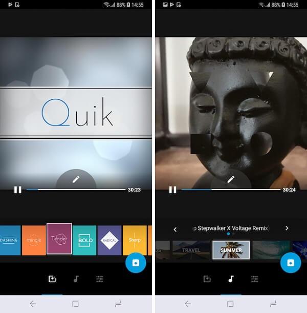 أفضل 5 برامج تحرير الفيديو لهواتف الأندرويد