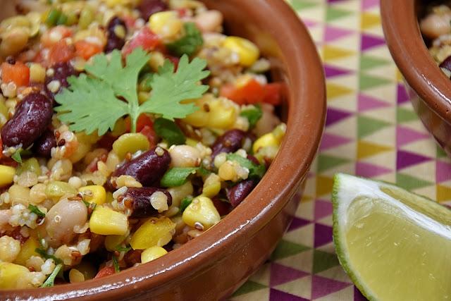 salade a la mexicaine