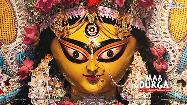 Happy Durga puja Wallpaper