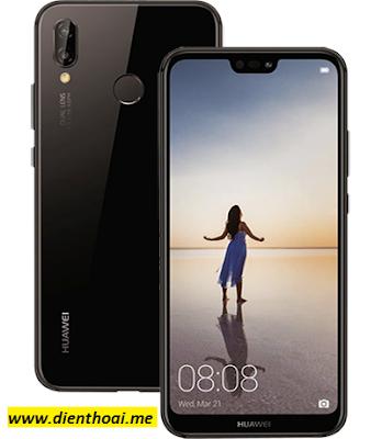 Điện thoại Huawei Nova 3e, chip 8 nhân tốc độ 2.36 GHz