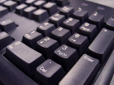 Cara membuat kode ASCII dengan keyboard