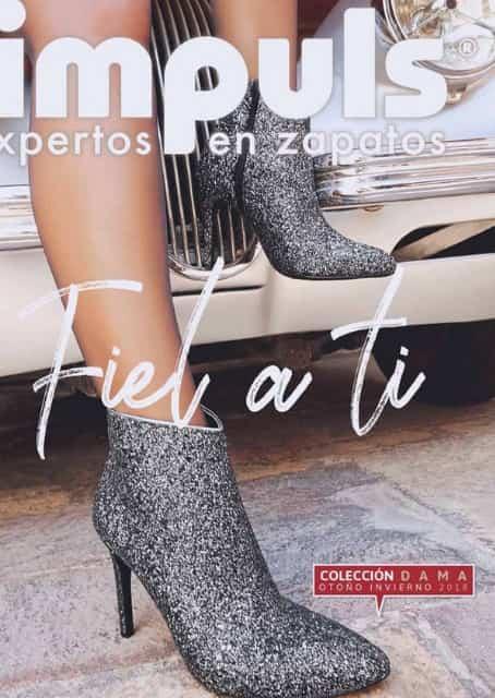 Catalogo de calzado Impuls 2018 Otoño Invierno
