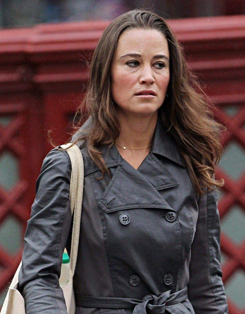 Pippa Middleton Hairstyles - Fashionista Trends