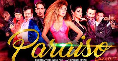 Paraiso Cabaret Show 2017