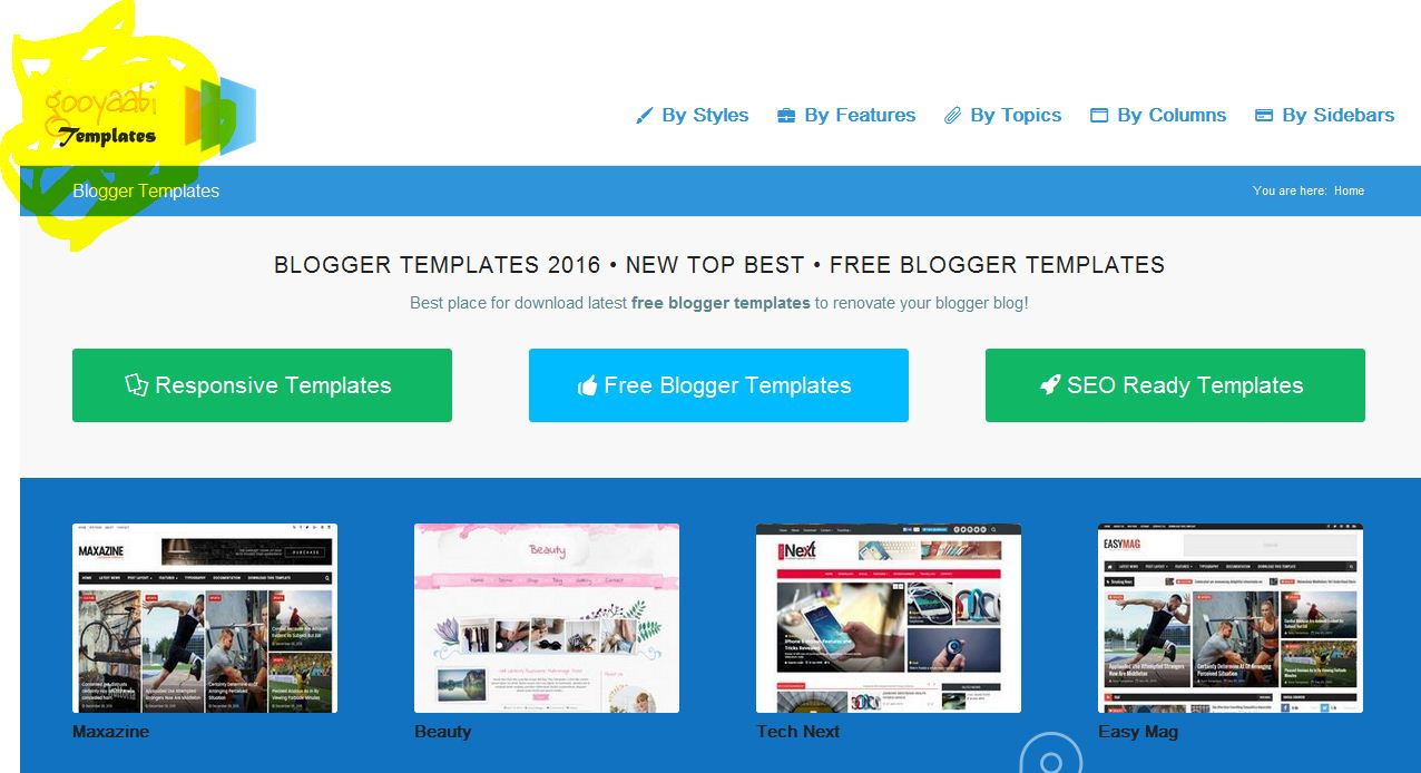 blogger templates ko kaha se download kare aur template kaise change