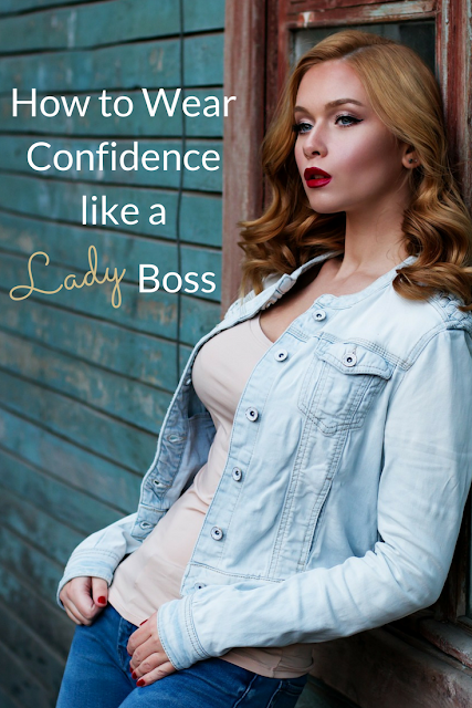 How to Wear Confidence Like a Lady Boss. Want to learn how to feel confident? Here are 8 simple ways to improve your interaction with others and be interesting.