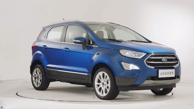 Novo Ford EcoSport 2018