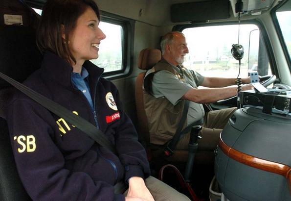 Trucks World News: Women in the trucking industry * USA - NTSB ...