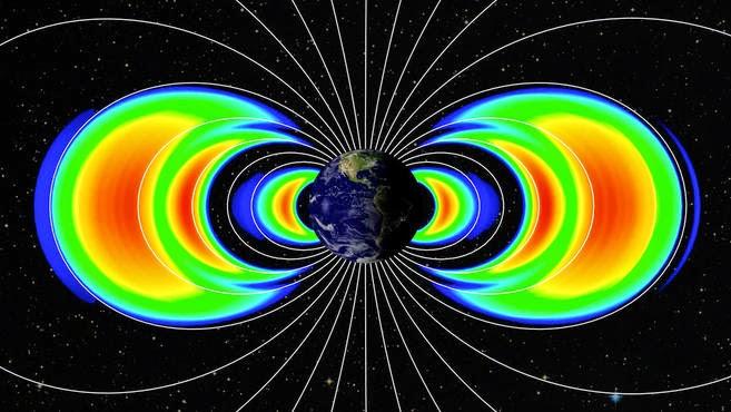 El Escudo impenetrable de la Tierra Cinturon-Van-Allen2-conjugando-adjetivos