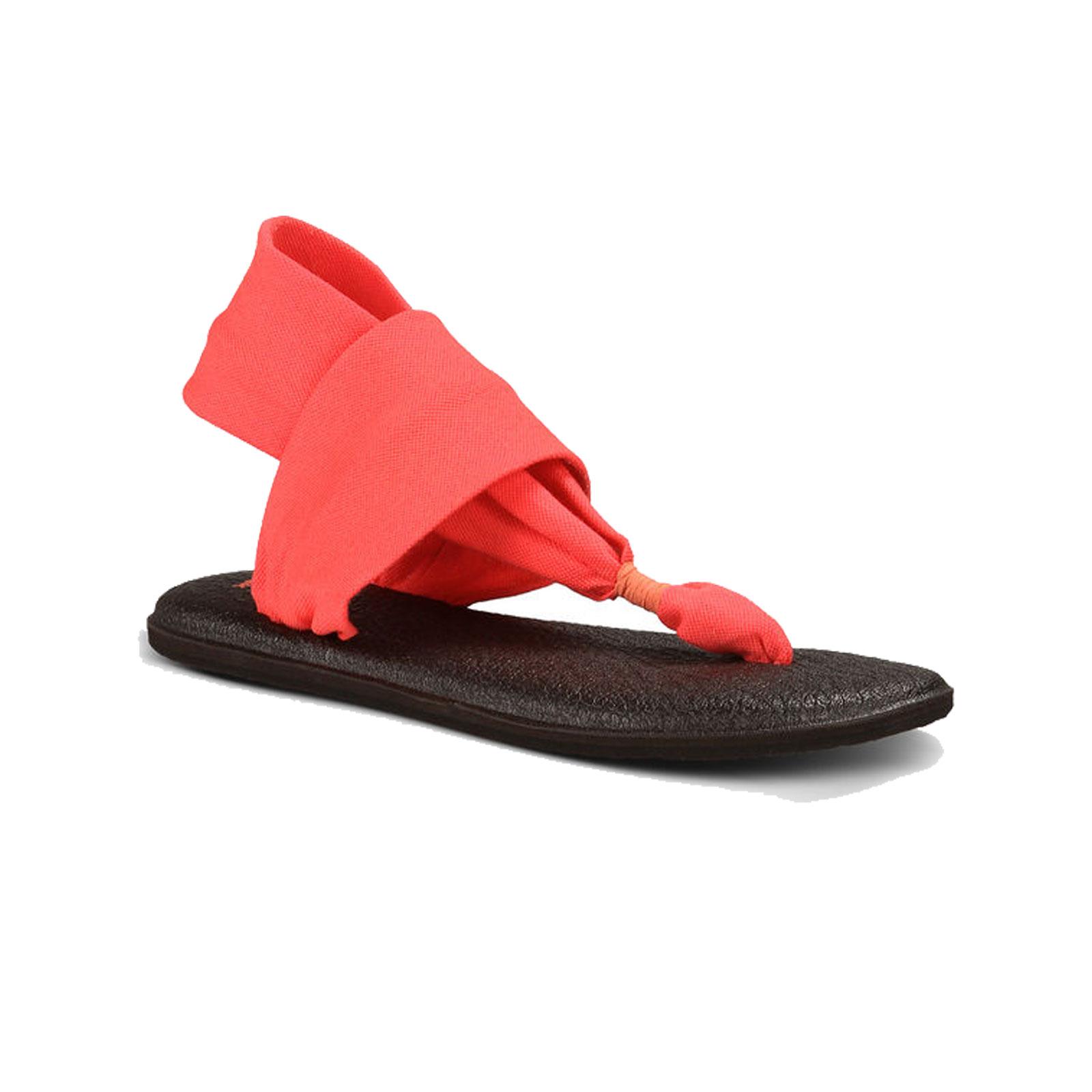 Damen Sandalen Kleidung & Accessoires Sanuk Yoga Slinged Up