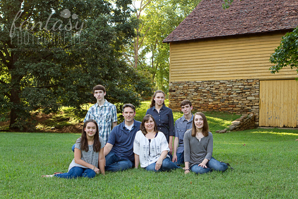 family photographers in winston salem nc | greensboro high point