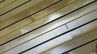Détail du plancher chauffant Caleosol ECO+ sur le chantier de Lyon
