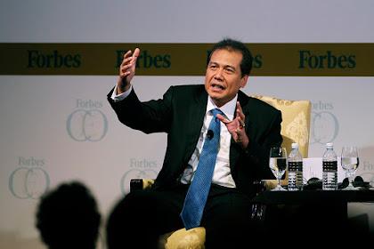 Kisah Sukses Pengusaha Chairul Tanjung Si Anak Singkong Menjadi Milyarder Bisnis Raksasa