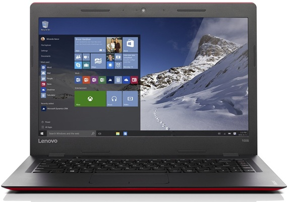 Lenovo 100S-14IBR: análisis