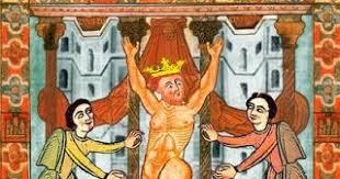 El rey está desnudo.