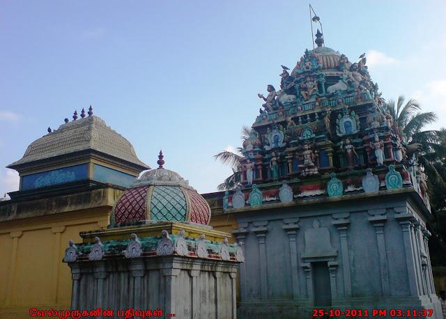 Keezha Perumpallam Ketu Temple