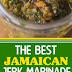 The Best Jamaican Jerk Marinade