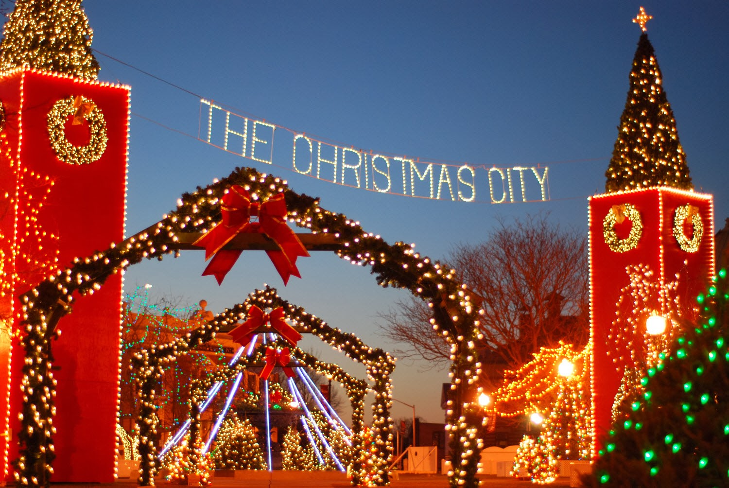 Christmas City Pictures