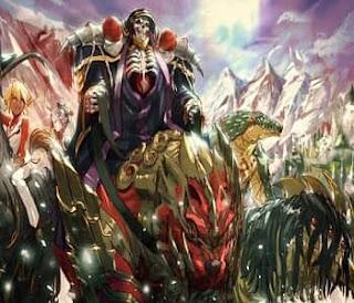 Overlord III الموسم الثالث الحلقة الثامنة 08 مترجمة أون لاين مشاهدة و تحميل حلقة 08 من أنمي أوفر لورد الجزء الثالث