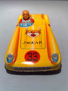 *JAGUAR MODEL TOY CARS*