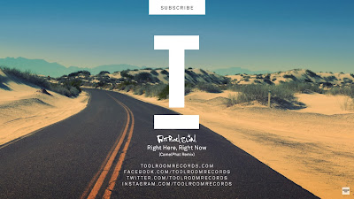 Fatboy Slim - Right Here, Right Now (CamelPhat #Remix)  Toolroom Records