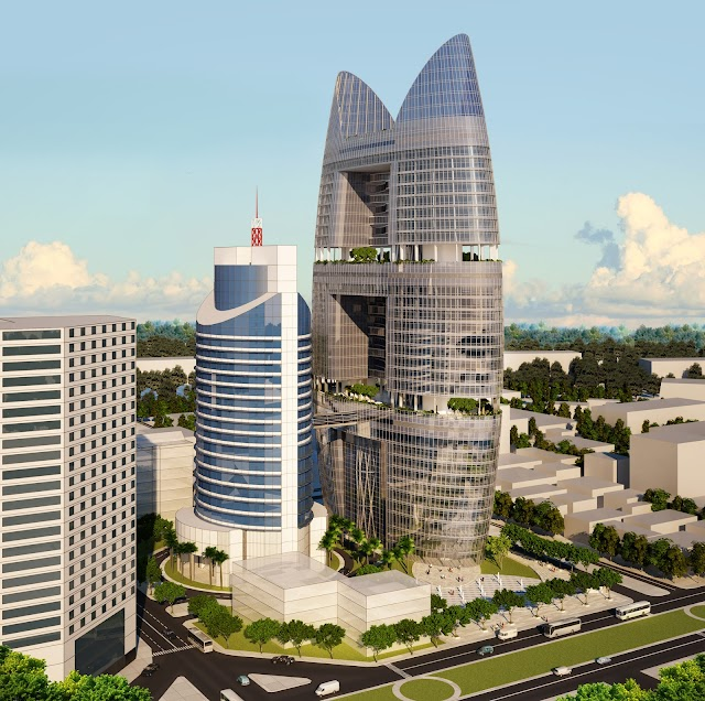 Những phương án thiết kế kiến trúc đẹp như mơ.