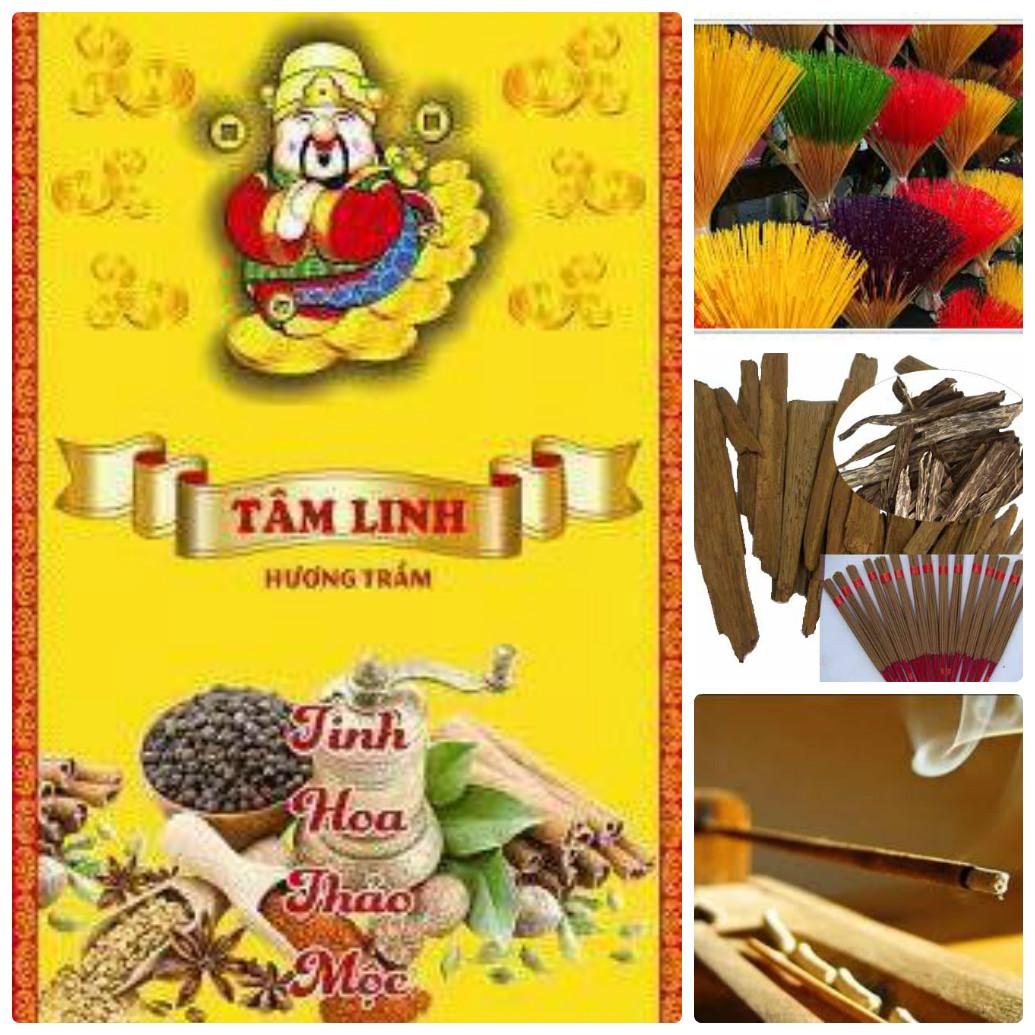 Bí quyết sản xuất Hương Tâm Linh