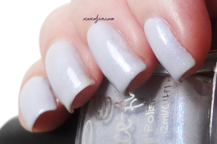 xoxoJen's swatch of Grace-full Ice Crazy