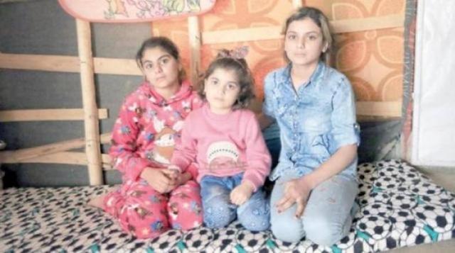 قصة 3 فتيات أيزيديات مع داعش.. إحداهن  بيعت بـ4 دولارات قصة 3 فتيات أيزيديات مع داعش.. إحداهن  بيعت بـ4 دولارات