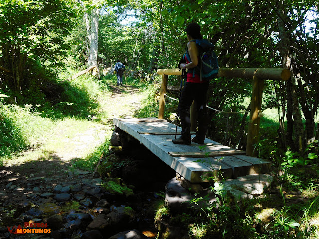 Puente sobre el río Cuevas