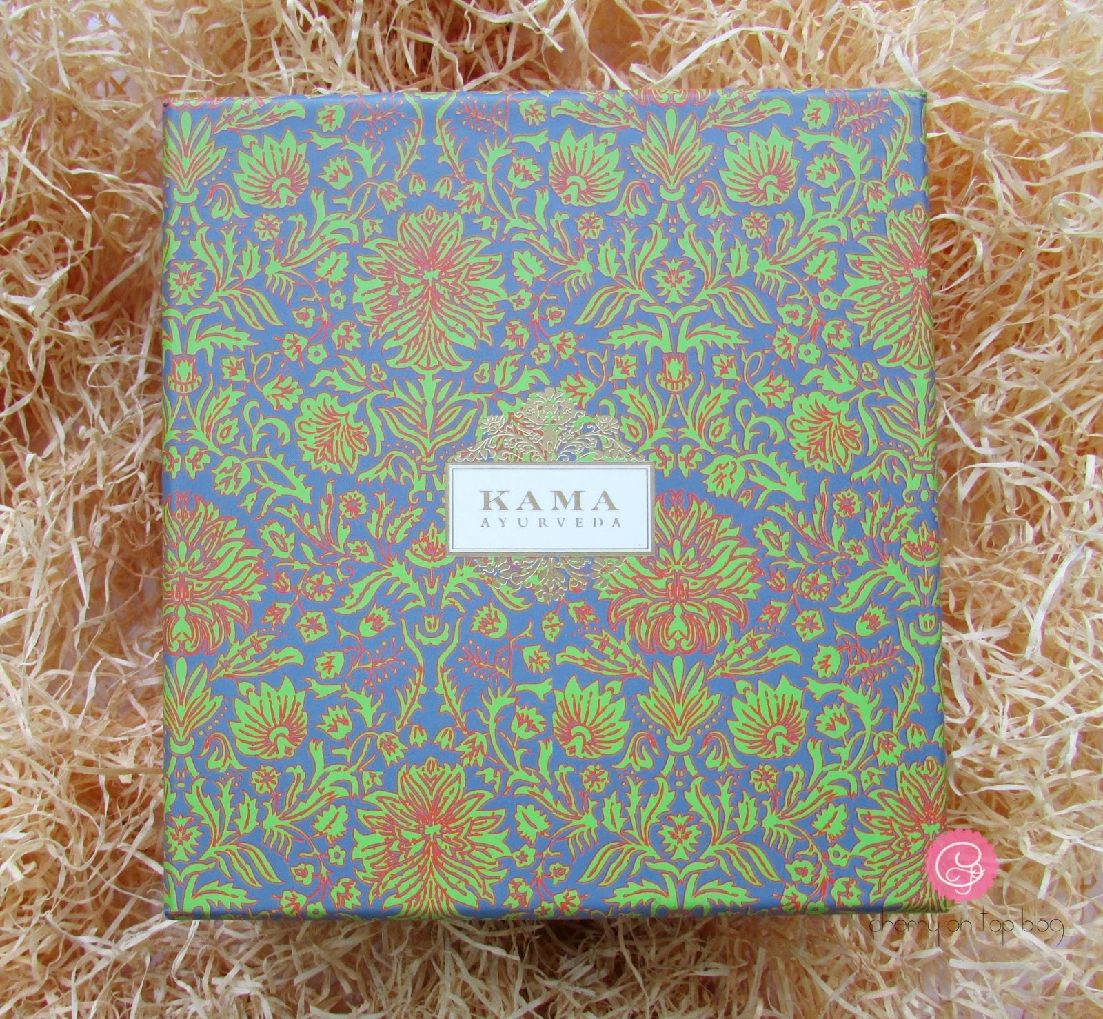 Kama Ayurveda Festive Gift Boxes for Durga Puja| Cherry On Top Blog