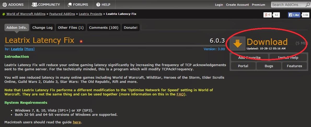 Скачать программу leatrix latency fix - carlmillandran's diary