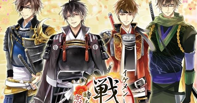 Reverse Harem Garden News Round Up Ikemen Sengoku Anime Airdate And Visual More