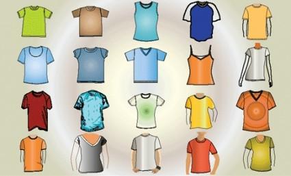 Download Gratis template kaos jersey cdr