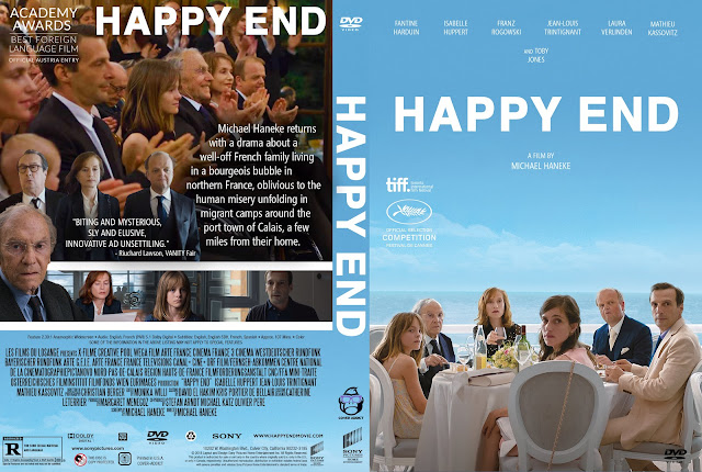 Happy End DVD Cover