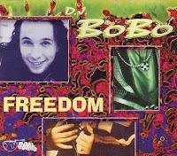 DJ Bobo - Freedom lemezborító