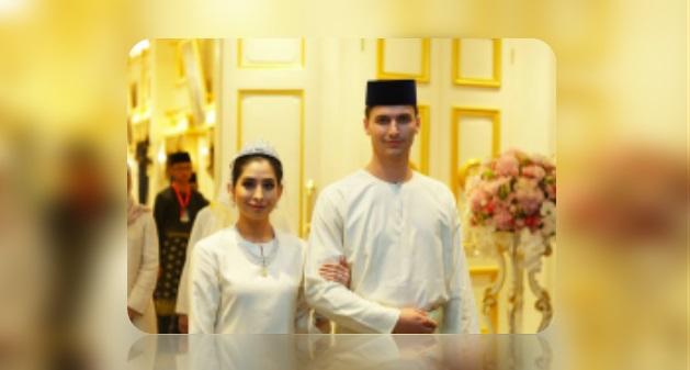 Keunikan Persandingan Tunku Aminah & Dennis Curi Perhatian