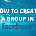 Create New Facebook Group Updated 2019