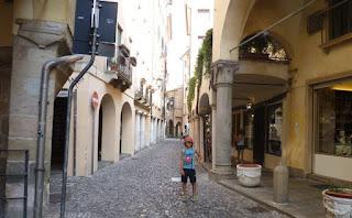 Padova, Via Soncin.