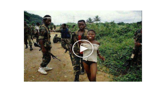watch video to see what happened between soldiers and this ...