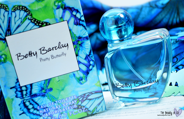 Gewinnspiel zu Betty Barclay Pretty Butterfly