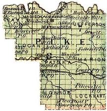 Pike County Indiana Map.A Grave Interest Skeletons In The Family Closet
